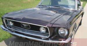 02_1968 Ford Mustang GT Convertible