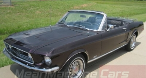 04_1968 Ford Mustang GT Convertible