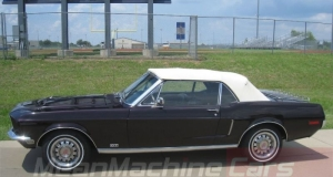 10_1968 Ford Mustang GT Convertible
