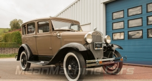 1931 Ford Model A 17-1010