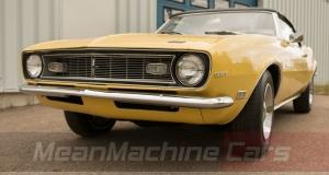 1968 Chevrolet Camaro 17-1000