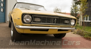 1968 Chevrolet Camaro 17-1010