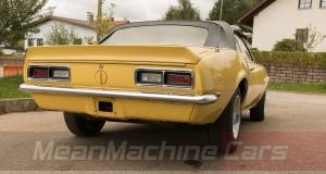 1968 Chevrolet Camaro 17-1020