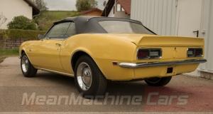 1968 Chevrolet Camaro 17-1030