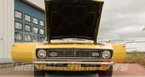 1968 Chevrolet Camaro 17-1040