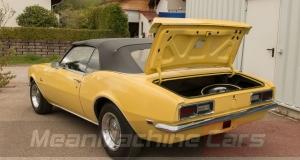 1968 Chevrolet Camaro 17-1060