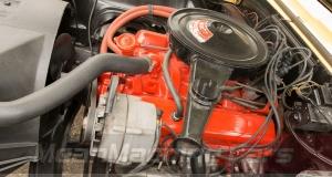 1968 Chevrolet Camaro 17-1140