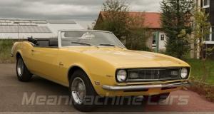1968 Chevrolet Camaro 17-1200