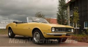 1968 Chevrolet Camaro 17-1210