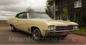 1969 Buick Skylark 17-1000